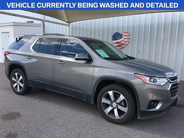 2018 Chevrolet Traverse LT LT3
