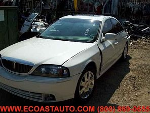 Image of Used 2004 Lincoln LS Sport