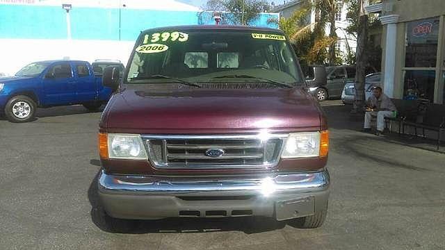 2006 Ford Econoline E-350 XLT