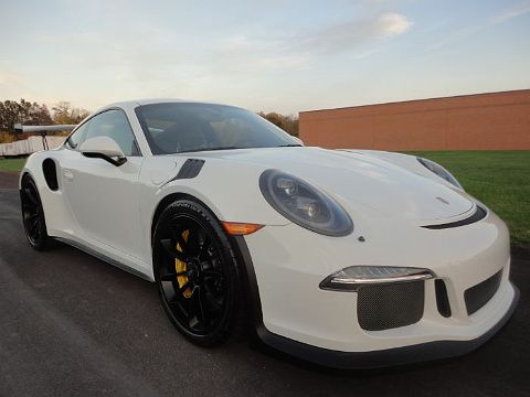 Image of Used 2016 Porsche 911 GT3 / GT3 RS GT3