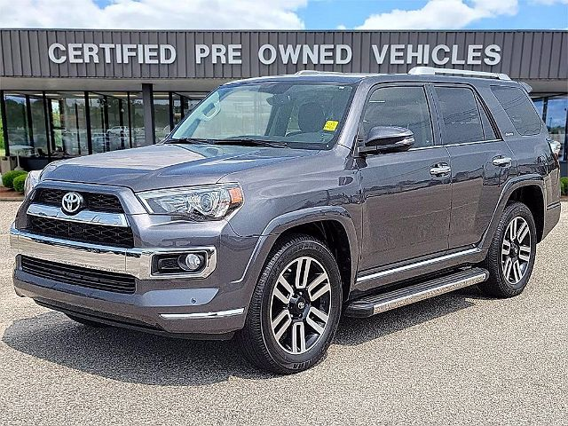 2019 Toyota 4Runner Limited Edition