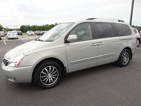 Image of Used 2012 Kia Sedona EX