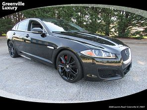 Image of Used 2013 Jaguar XFR / XFR-S XFR