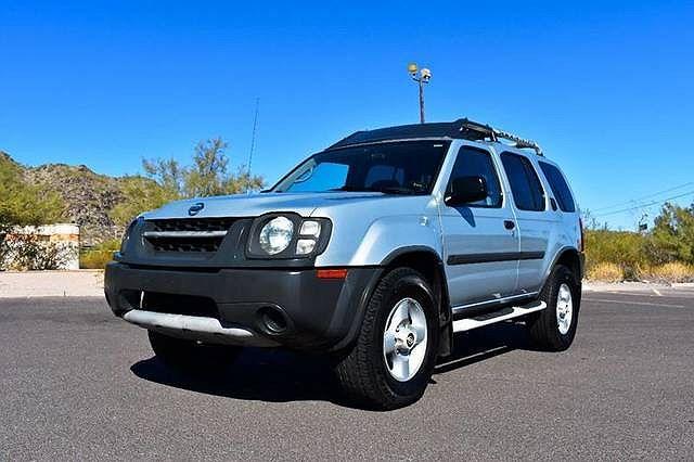 2002 Nissan Xterra XE