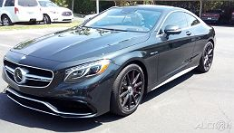 Image of New 2016 Mercedes-AMG S63 / S65 AMG S 63