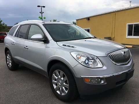 Image of Used 2011 Buick Enclave CXL