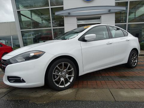 Image of Used 2015 Dodge Dart SXT