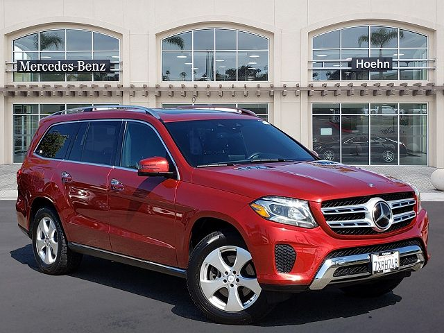 2017 Mercedes-Benz GLS 450