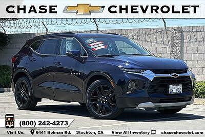 2020 Chevrolet Blazer LT3