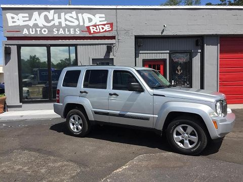 Image of Used 2012 Jeep Liberty Sport
