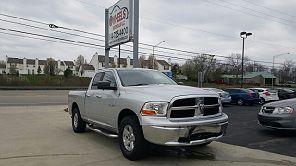 Image of Used 2009 Ram 1500 SLT
