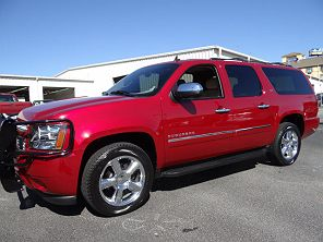 Image of Used 2013 Chevrolet Suburban LTZ