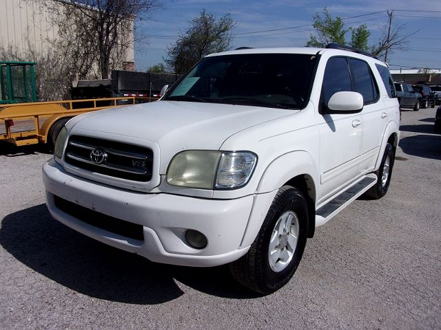 2001 Toyota Sequoia Limited Edition