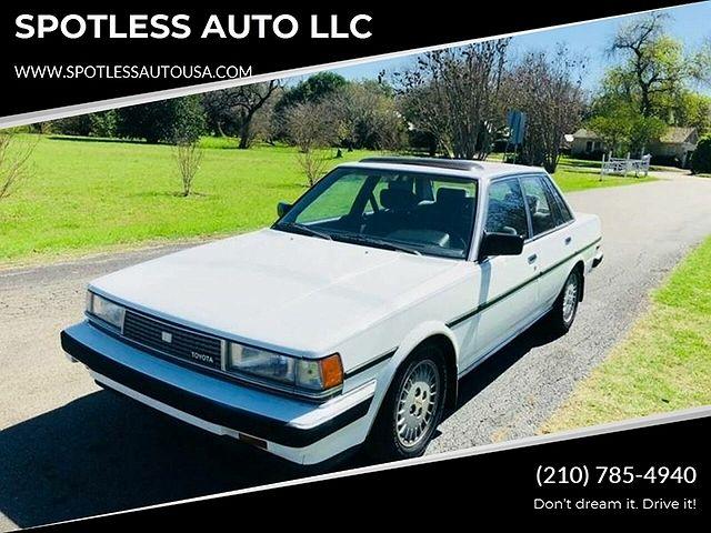 1986 Toyota Cressida Luxury