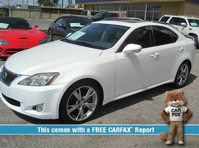 2009 Lexus IS 250 Base