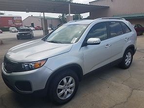Image of Used 2013 Kia Sorento LX