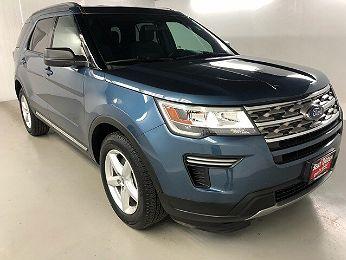 2018 Ford Explorer XLT en venta en Edinburg, TX Image