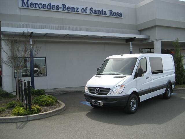2013 Mercedes-Benz Sprinter 2500