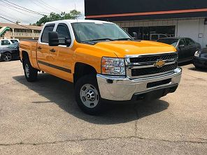 Image of Used 2012 Chevrolet Silverado 2500HD LT