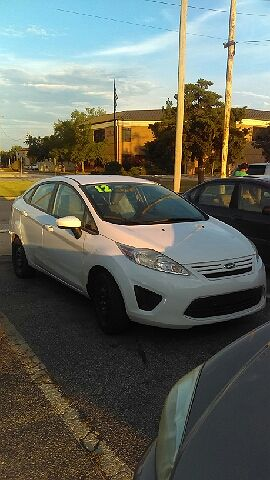 Image of Used 2012 Ford Fiesta S