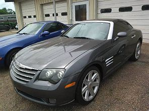 Image of Used 2005 Chrysler Crossfire Limited Edition