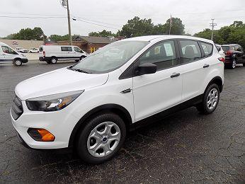2019 Ford Escape S en venta en Brookville, IN Image 1