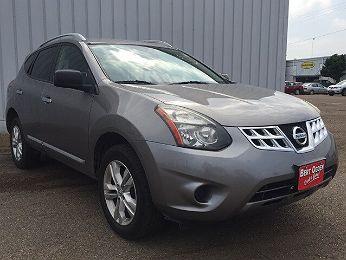 2015 Nissan Rogue S en venta en Edinburg, TX Image