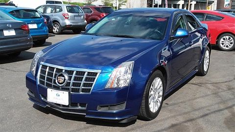 Image of Used 2012 Cadillac CTS