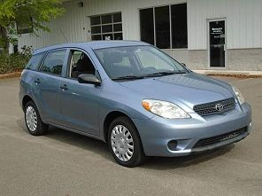 Image of Used 2008 Toyota Matrix Base