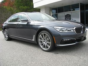 Image of New 2016 BMW 7-series 750i xDrive