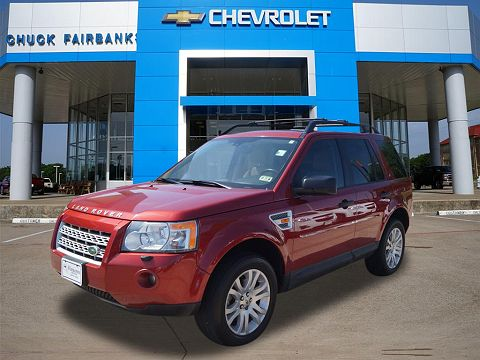Image of Used 2008 Land Rover LR2 SE