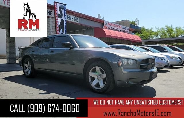 2008 Dodge Charger Police