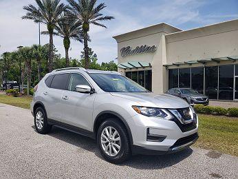 2019 Nissan Rogue SV en venta en Jacksonville, FL Image 1