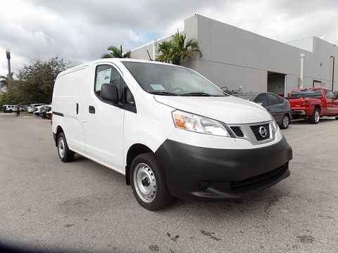 Image of Used 2017 Nissan NV200 S