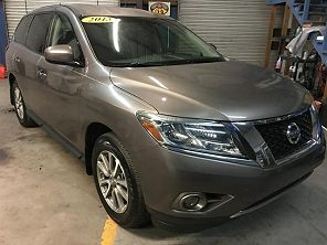 Image of Used 2013 Nissan Pathfinder S