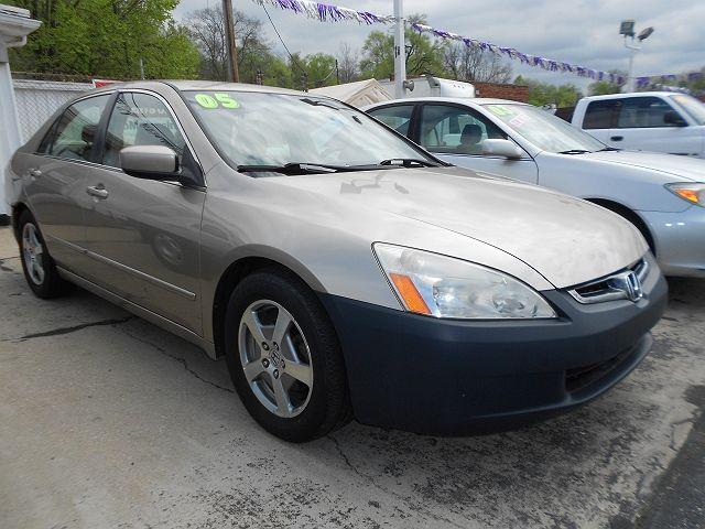 2005 Honda Accord IMA