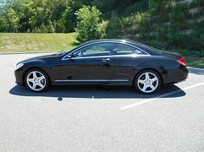 Image of Used 2009 Mercedes-Benz CL-class CL 550
