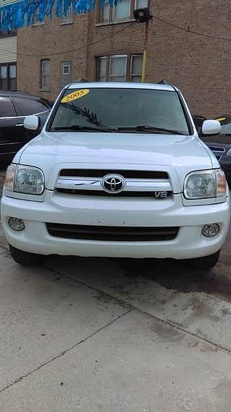 Image of Used 2005 Toyota Sequoia Limited Edition