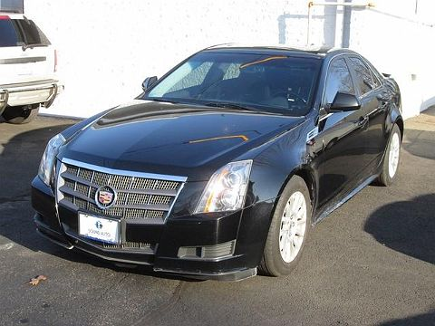 Image of Used 2010 Cadillac CTS Luxury