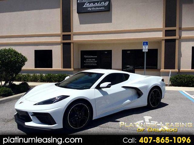 2020 Chevrolet Corvette Z51 LT2