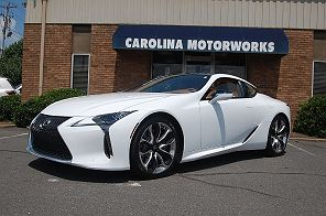 Image of Used 2018 Lexus LC 500