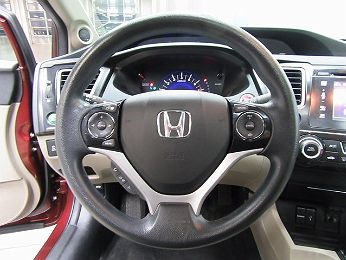 2014 Honda Civic EX en venta en Olathe, KS Image