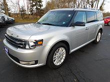 Image of Used 2016 Ford Flex SEL