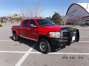 Image of Used 2006 Ram 2500 SLT