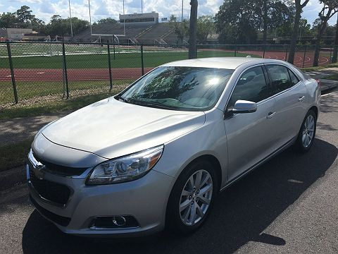 Image of Used 2014 Chevrolet Malibu LT