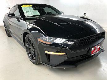 2018 Ford Mustang en venta en Edinburg, TX Image