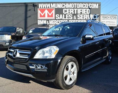 Image of Used 2010 Mercedes-Benz GL-class GL 450