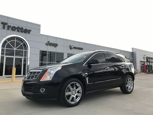 2010 Cadillac SRX Performance