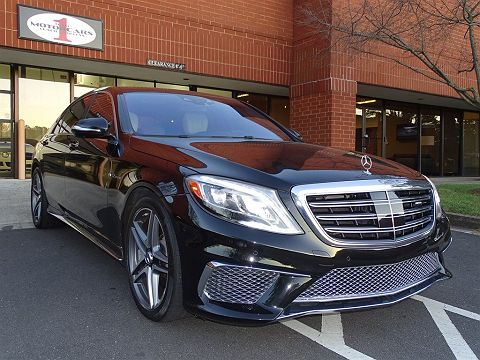 Image of Used 2015 Mercedes-Benz S63 / S65 AMG AMG S 65