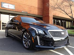 Image of Used 2016 Cadillac CTS-V V